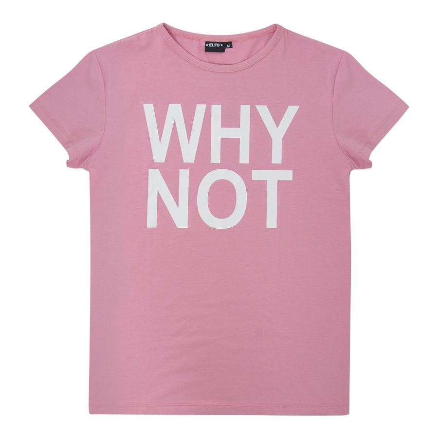 T-Shirt-WHY-NOT