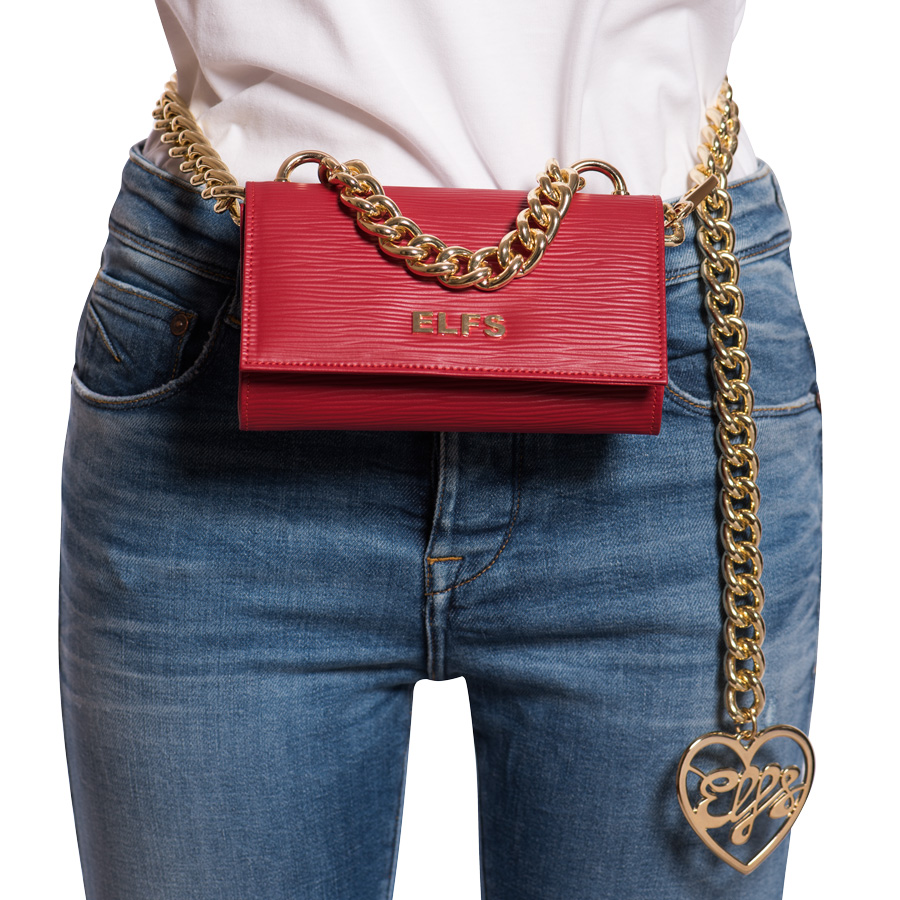 BELT-BAG-RED